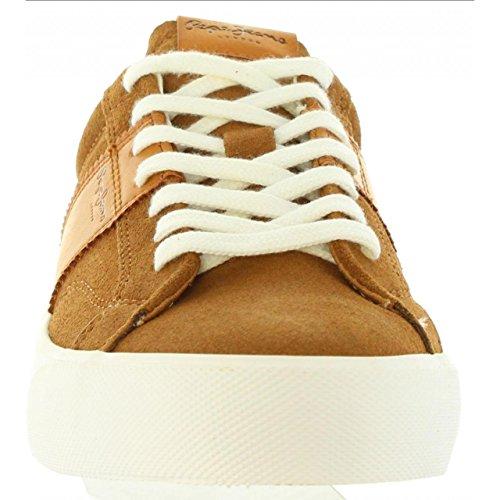Schuhe für Herren PEPE JEANS PMS30388 NOLAN 859 TOBACCO