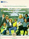 Medical School Admission Requirements, United States and Canada, 2000-2001, , 1577540115