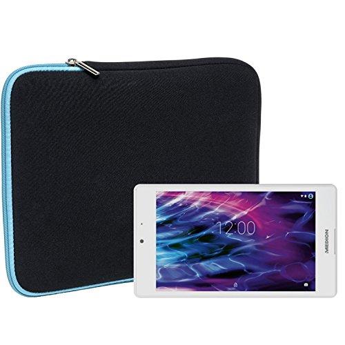 Slabo Tablet Tasche Schutzhülle für Medion Lifetab P7332 (MD 99103) Hülle Etui Case Phablet aus Neopren