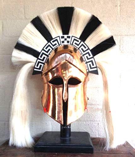 Historicalhub Medieval Corinthian Greek Knight Crusader Spartan Armor