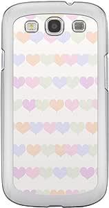 Loud Universe Samsung Galaxy S3 Love Valentine Printing Files A Valentine 95 Printed Transparent Edge Case - Multi Color