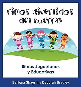 Libros En Español Para Niños: Rimas Divertidas del Cuerpo