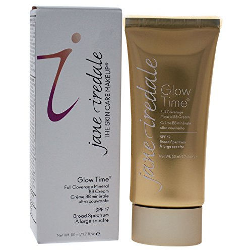 jane iredale Glow Time Full Coverage Mineral BB Cream, BB9, 1.7 fl. oz.