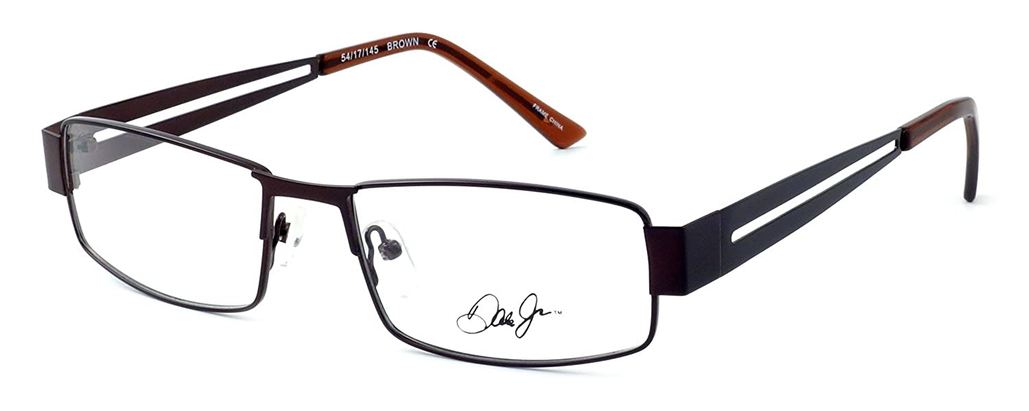 6796 Brown Eyeglass Collection ; Demo Lens Dale Earnhardt Jr