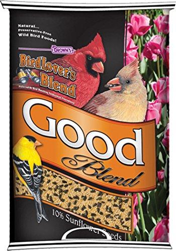 F.M. Brown's Bird Lovers Blend, 40-Pound, Good Blend