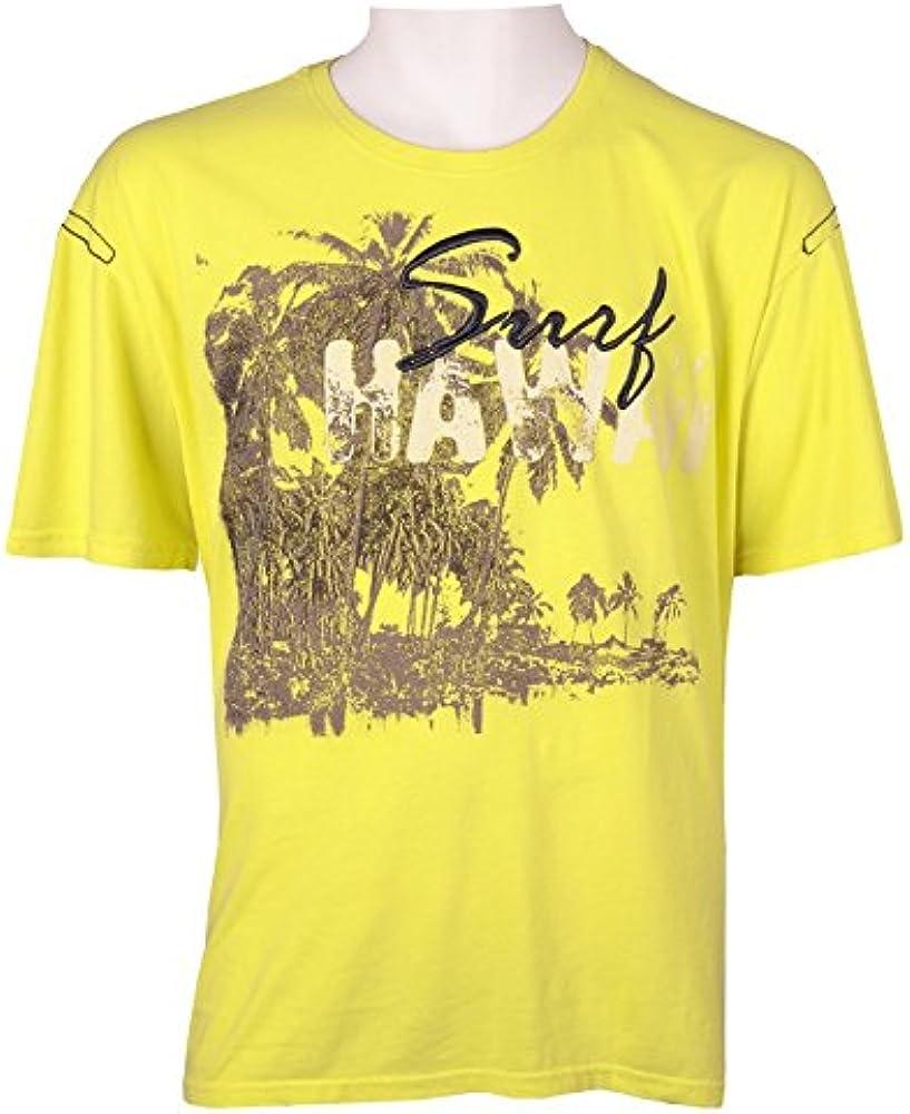 Redfield Plus Talla Camiseta Amarilla, 2xl-10xl:3XL: Amazon.es ...