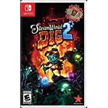 Steamworld Dig 2 Nintendo Switch Games And Software