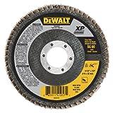 DEWALT DWA8281 60G T29 XP Ceramic Flap Disc, 4-1/2'' x 7/8''