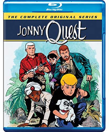 Jonny Quest: The Complete Original Series [Blu-ray] (Original Original)