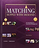 img - for Matching Supply with Demand: An Introduction to Operations Management by Gerard Cachon (2012-02-24) book / textbook / text book