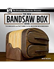 New Bandsaw Box Book: Techniques and Patterns for the Modern Woodworker