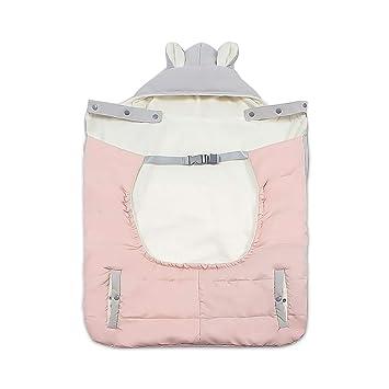 ac510934ddce SONARIN Toutes Saisons Housse pour porte-bébé,Housse de Protection,Cape  pour hiver