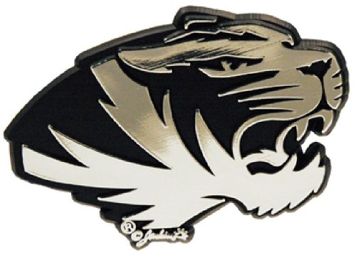NCAA Missouri Tigers Car Emblem