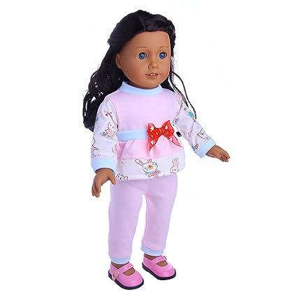 Ocamo Pijama Linda conjunto de la historieta de la moda para ...