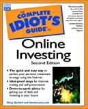 The Complete Idiot's Guide to Online Investing, Douglas Gerlach, 0789723255