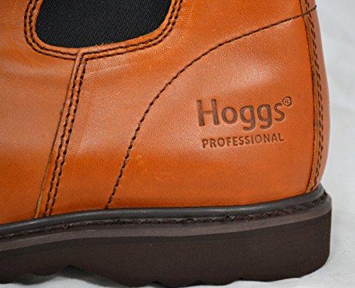 Hoggs of Fife , Chaussures de chasse pour homme Marron Golden Tan