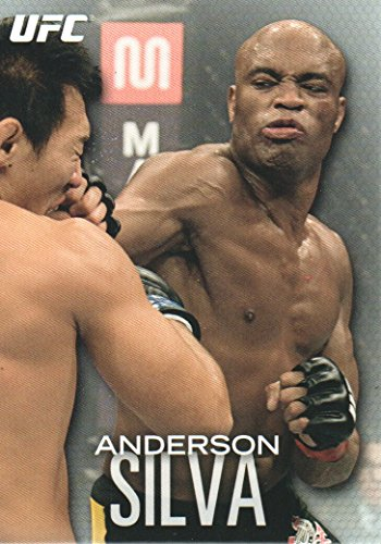 2012 Topps UFC Knockout #85 Anderson Silva