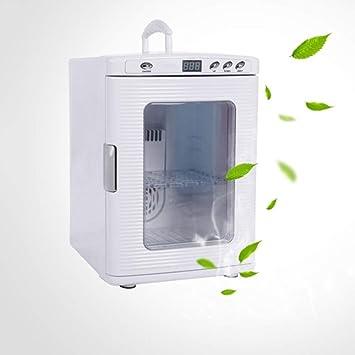 CZZ Refrigerador/Incubadora Transparente del Coche de la Puerta ...