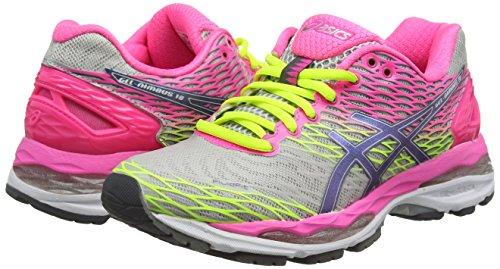 boutique pour officiel produit chaud vente officielle ASICS Gel-Nimbus 18, Chaussures de Running Compétition Femme ...