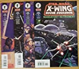 Star Wars : X- Wing Rogue Squadron # 32- Mandatory Retirement 1 (of 4)