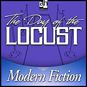 The Day of the Locust Hörbuch