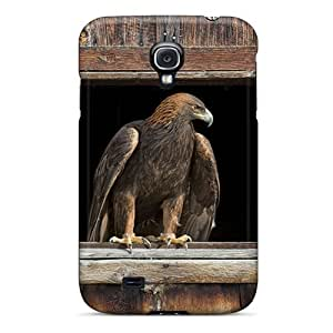 Special Dreaming Your Dream Skin Case Cover For Galaxy S4, Popular Barn Eagle Phone Case