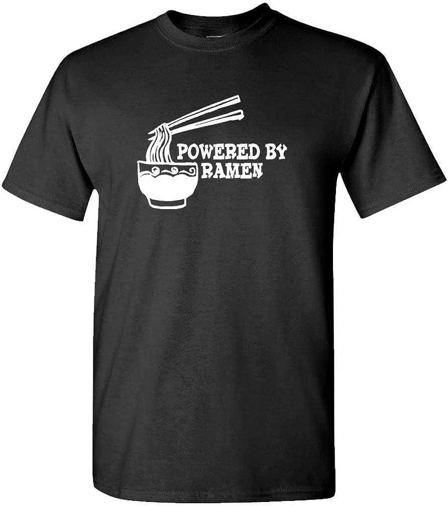The Goozler - Powered by Ramen - Mens Cotton T-Shirt