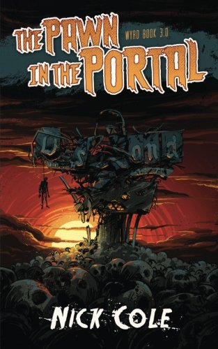 book cover of The Pawn in the Portal