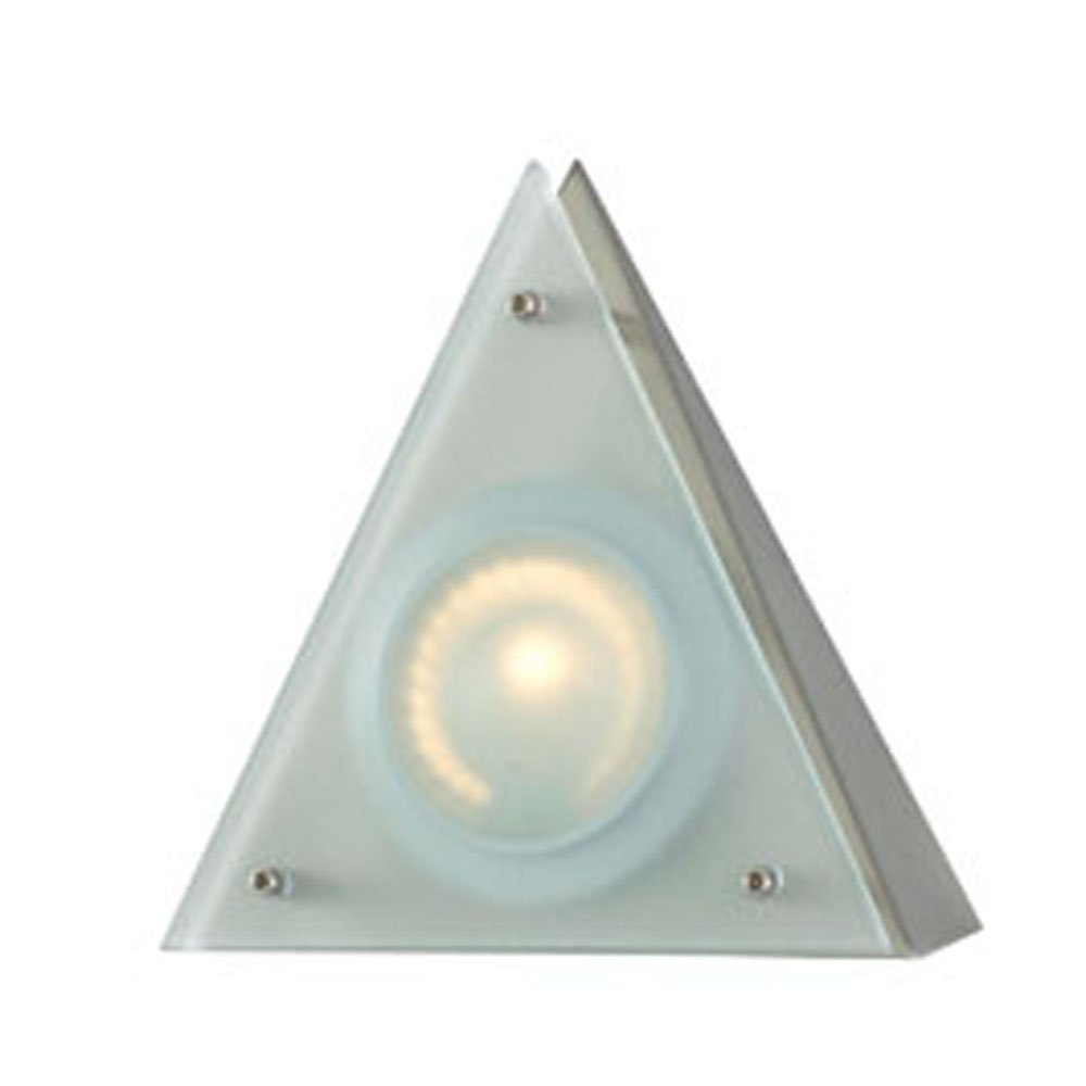Alico Lighting MZ901-5-16-5 Flush Mount Light, Stainless Steel Finish with Glass Shades