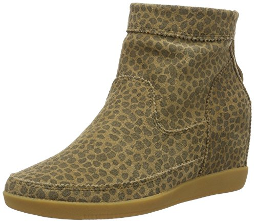 Shoe The Bear Damen Emmy Leo High-Top Braun (130 BROWN)