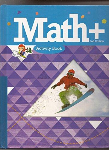 K12 Math Plus Activity Book Blue 2nd Edition