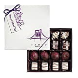 #5: Chocolate Gift Box For Mom - Gift Mom with Fresh Hand-made Chocolate - Your Mom Will Thank You Later. - Kosher Pareve