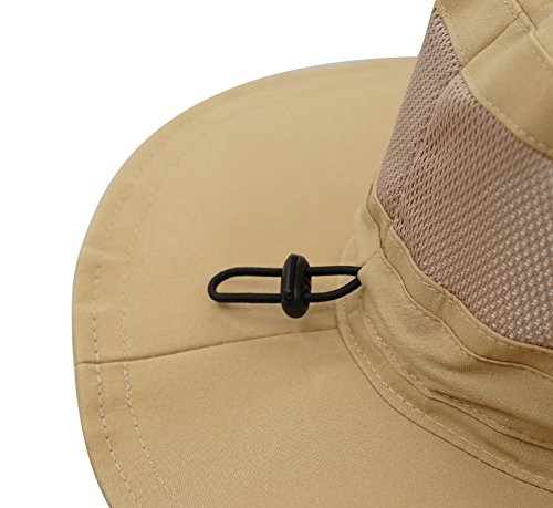 c0f09670df64b Sun Hats Caps Connectyle Men s Outdoor Mesh Boonie Sun Hat Summer ...