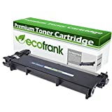 Compatible Toner Cartridge Replacement for Brother TN630 TN660 High Yield (Black,1-Pack) Compatible With DCP-L2540DW HL-L2300D HL-L2320D HL-L2340DW HL-L2360DW HL-L2380DW MFC-L2740DW MFC-L2720DW