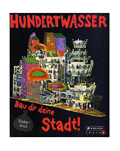 Hundertwasser. Bau dir deine stadt! /allemand (Allemand) Broché – 1 février 2011 Collectif Prestel 3791370375 empfohlenes Alter: ab 6 Jahre