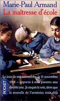 La maîtresse d'école par Armand