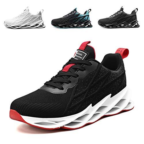 Monrinda Sneakers Heren Dames Loopschoenen Vrije tijd Lichtgewicht Fashion Ademende Demping Outdoor Trainers