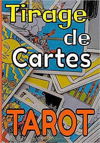 Amazon Tirage De Cartes Tarot Journal Pour Sauvegarder Vos Tirages De Cartes Tarots Pour La Divination 101 Pages Pre Ecrites A Remplir Belle Idee Cadeau Pour Debutants Et Professionnels