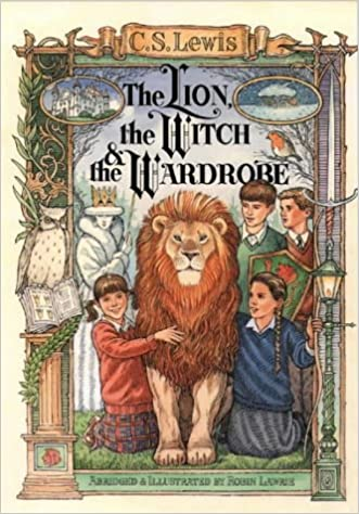 The Lion, the Witch and the Wardrobe: Graphic Novel The Chronicles ...