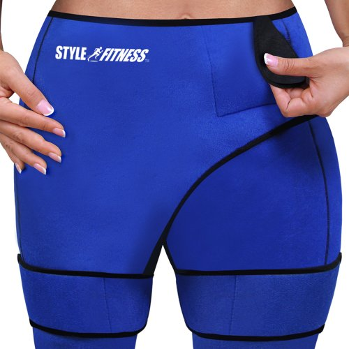 Trademark Global Trade Style Fitness Slimming Sauna Shorts