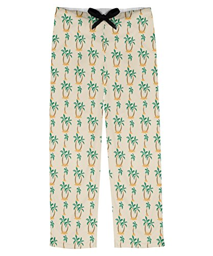 RNK Shops Palm Trees Mens Pajama Pants - 2XL (Personalized)]()