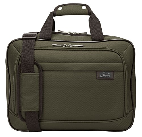 Skyway Sigma 5.0 16-Inch Shoulder Tote, Forest Green, One (Forest Green Duffel)
