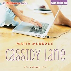 Cassidy Lane Hörbuch
