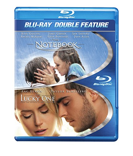 Blu-ray : The Notebook / The Lucky One (2 Pack, 2 Disc)