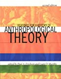 Readings for a History of Anthropological Theory, , 1551117606
