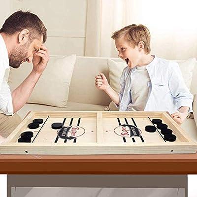 T.face Juego Fast Sling Puck, Table Desktop Battle, Ganador Juegos ...