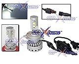 GP Xtreme H4 9003 LED CREE XHP50 Headlight Bulbs Conversion Kit 8000LM Lumen 6000K Cool White for Honda Toyota Ford Nissan (Eye of Megatron,Upgraded Version)