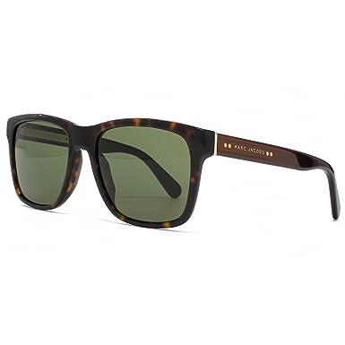 b5337b136aa541 Marc Jacobs Wayfarer lunettes de soleil Style dans la Havane d Olive MJ 525