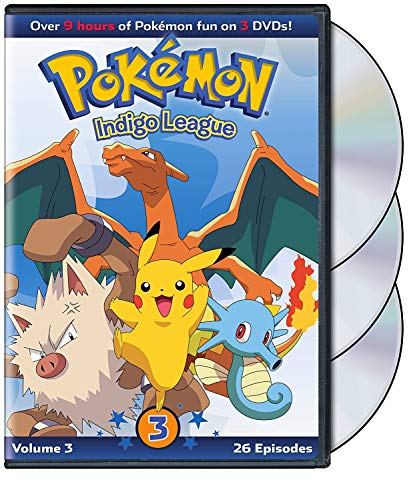 Pokemon Season 1: Indigo League Part - One 56 Light