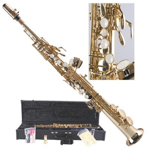 Selmer SS600 Soprano Saxophone (Clear Lacquer with High F#)
